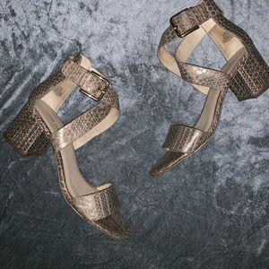 Nine West Grove Block Heel Sandal